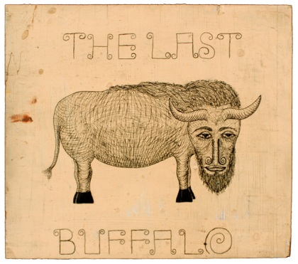 Gary Garay, The Last Buffalo, 2004